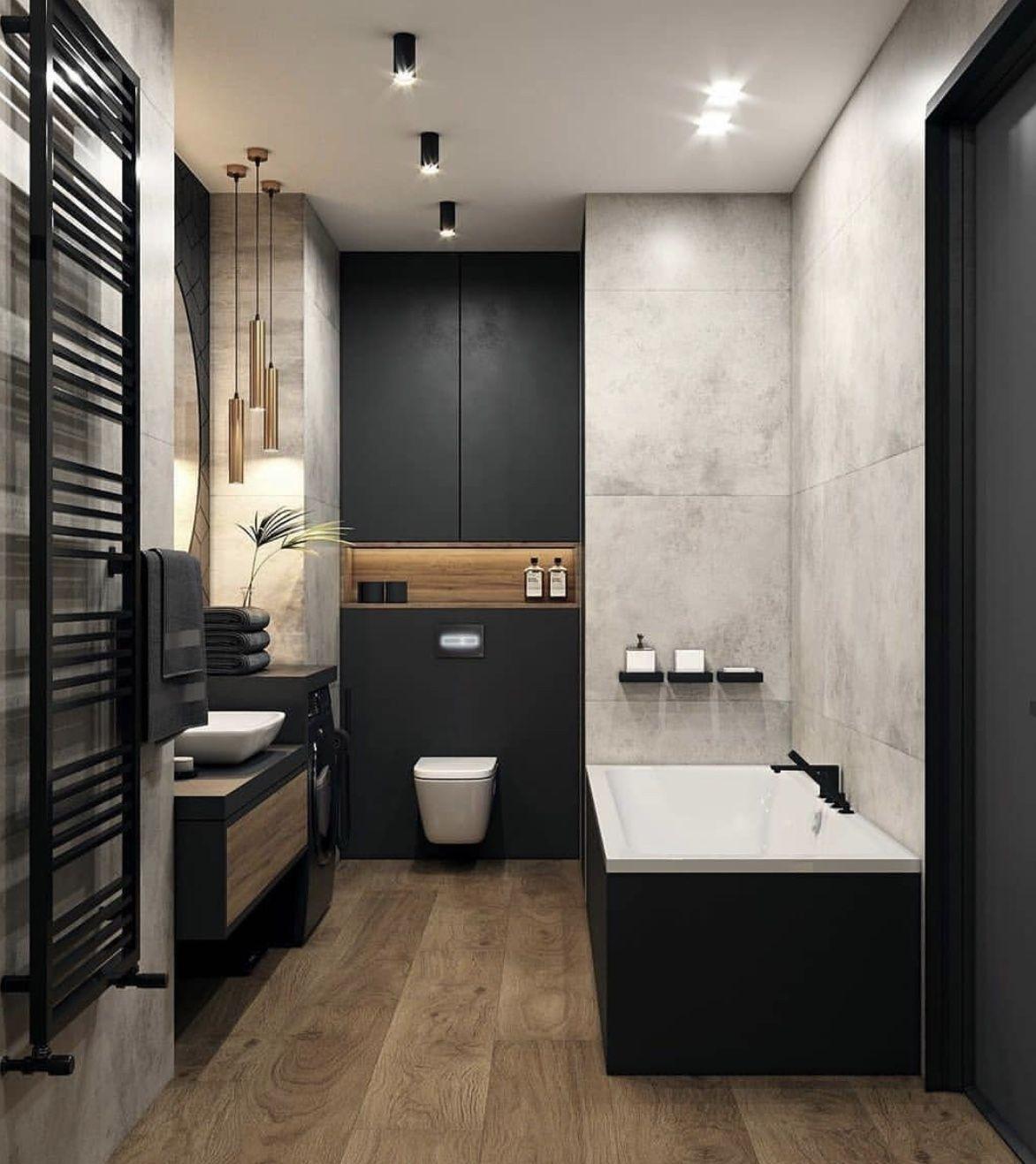 Pin By Alexa On Kepa Lazienka In 2020 Bathroom Design Luxury Bathroom Interior Design Modern Bathroom Design