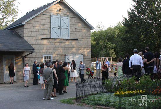 Queens County Farm Barn Wedding
