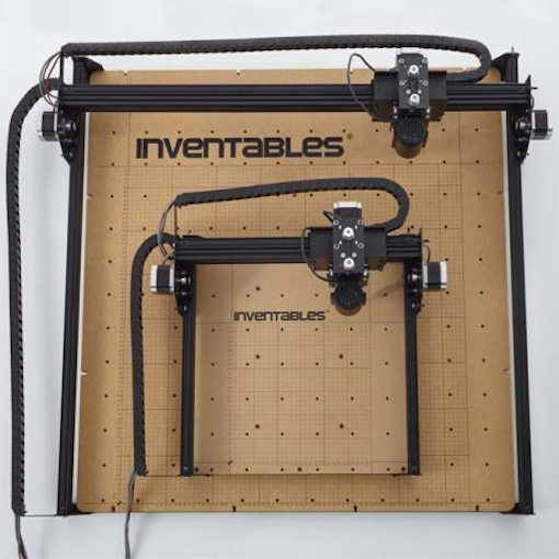 X-Carve is an open-source, next-gen CNC machine for Makers. #Atmel #XCarve #Inventables #CNC #Makers