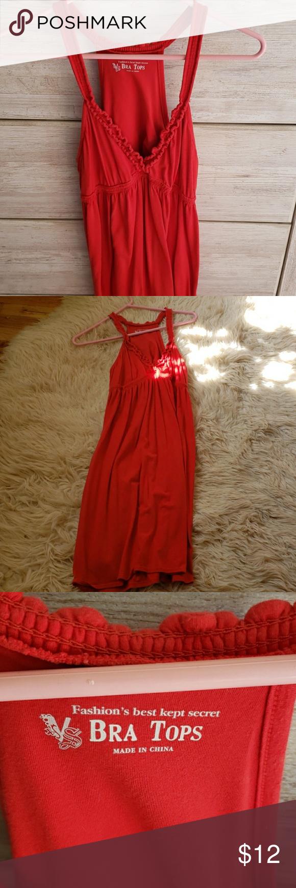 Victoria S Secret Mini Dress With Built In Bra Victoria Secret Mini Dress Cute Summer Dresses [ 1740 x 580 Pixel ]