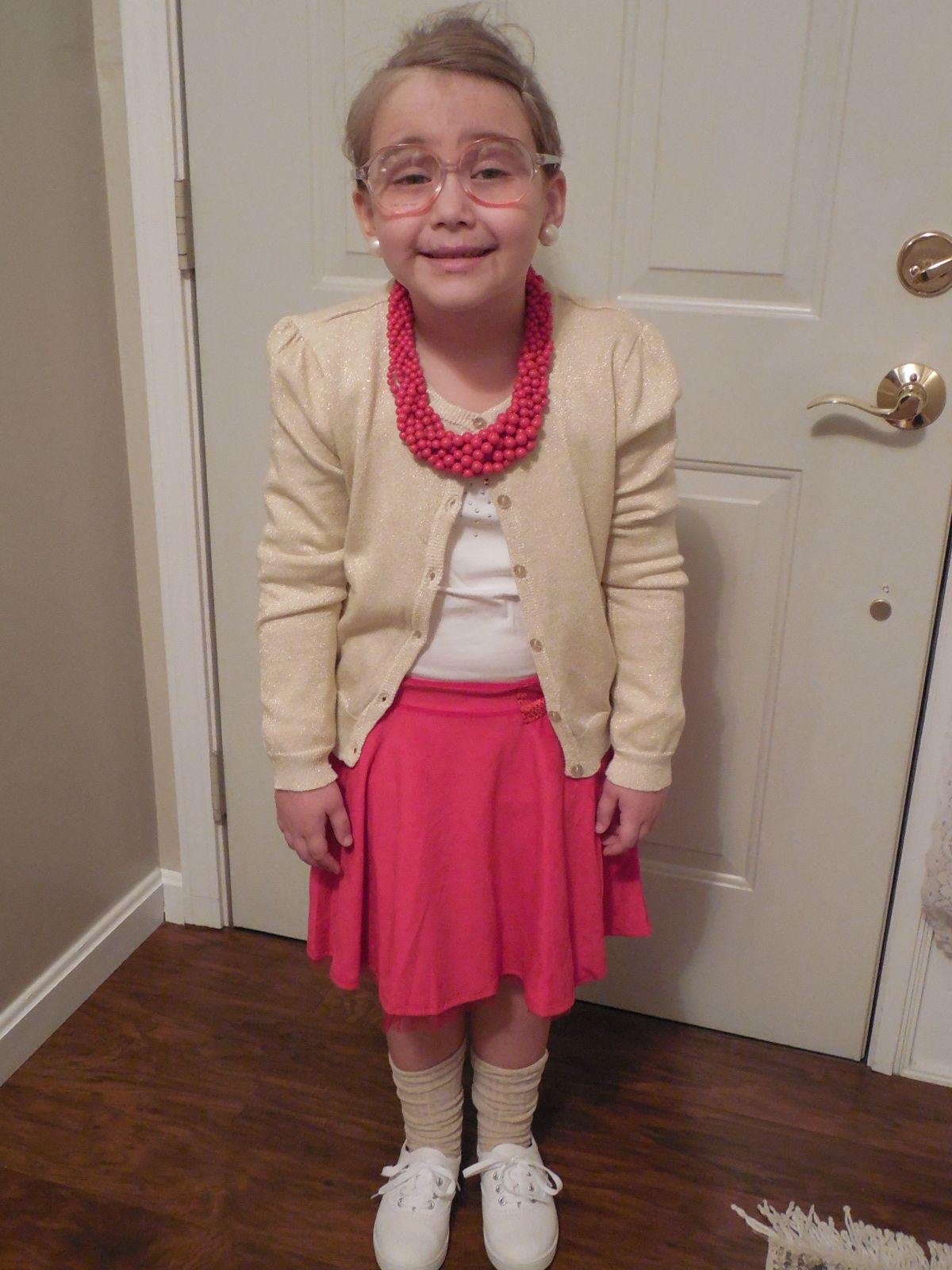 100th Day of School Little old lady (With images) School
