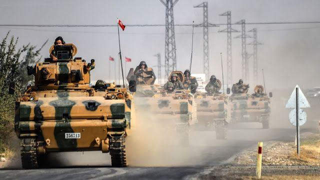 Noticia Final: Síria: Turcos Atacam Afrin, fracassa a estratégia ...