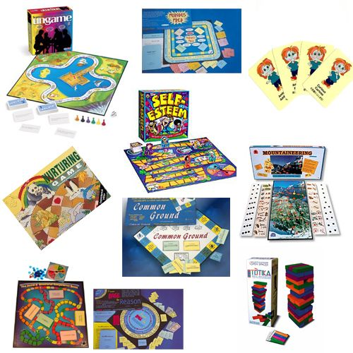 Child Therapy Toys - THERAPEUTIC GAMES & COUNSELING GAMES