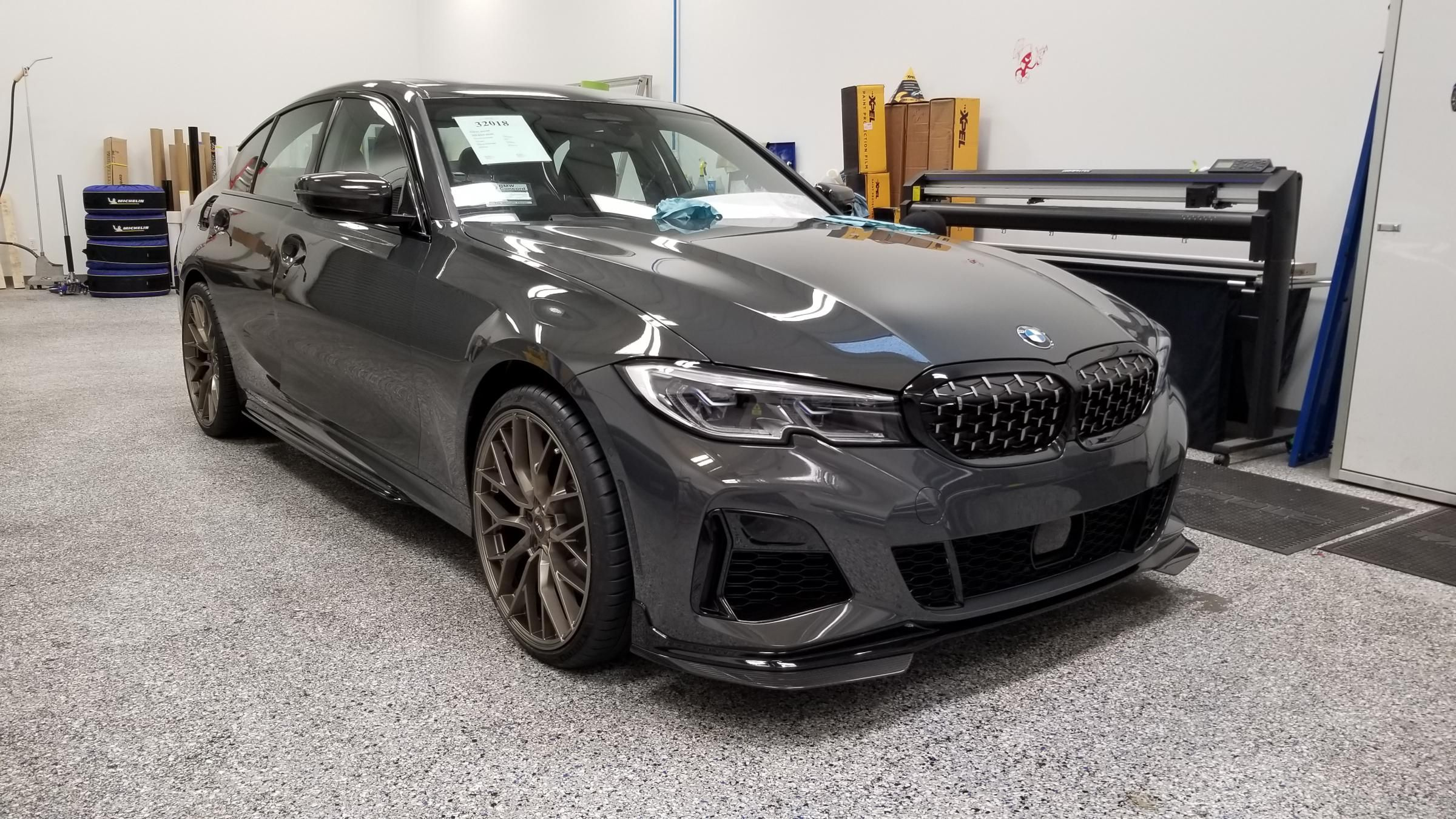 My Custom 2020 Bmw M340i Dravit Gray G20 Bmw 3 Series Forum In 2020 Bmw Bmw Touring Bmw 320d Touring