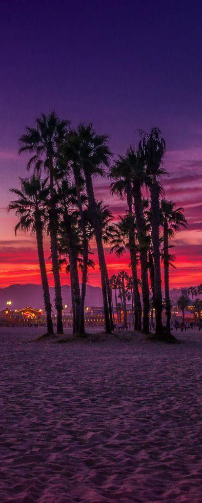 Santa Monica Los Angeles California Usa Los Angeles Travel