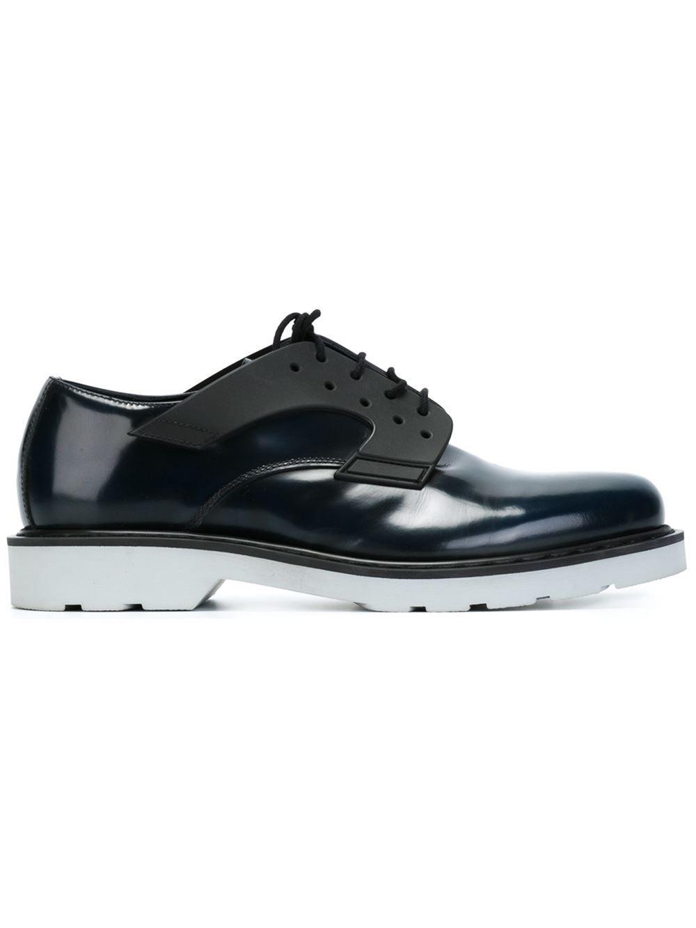 6def172375620 Alexander Mcqueen  harley  Derby Shoes - Luisa World - Farfetch.com