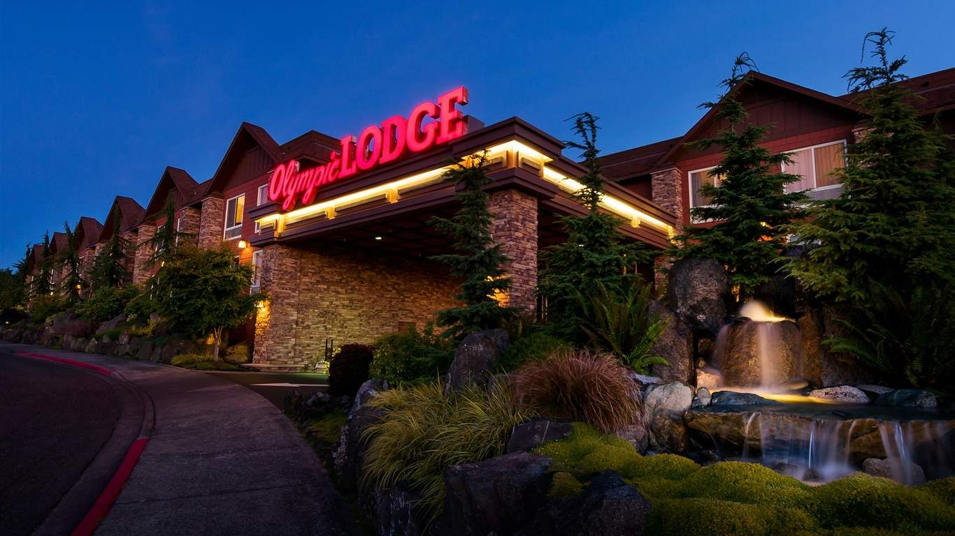 Olympic Lodge at Olympic National Park - Port Angeles - USA- hotel for olympic national park