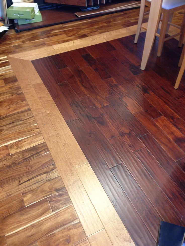Image Result For Mixing Two Different Wood Floorings Wood Floor