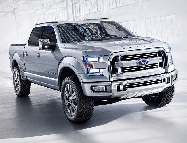 Ford Atlas Concept Truck 2013 I M A Ford Girl Lifted