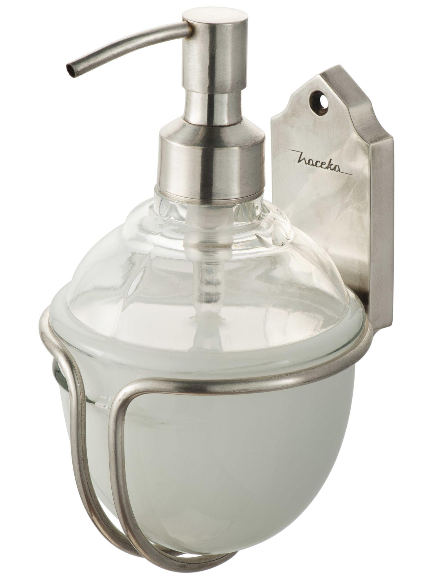 Aqualux Haceka Vintage Soap Dispenser 1170896 Soap Dispenser Wall Soap Dispenser Wall