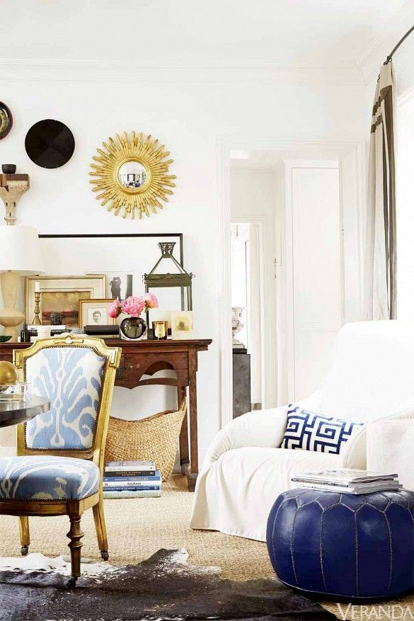 Help Decorate My Living Room: I'm Redecorating My L.A. Apartment—Help Me Choose The