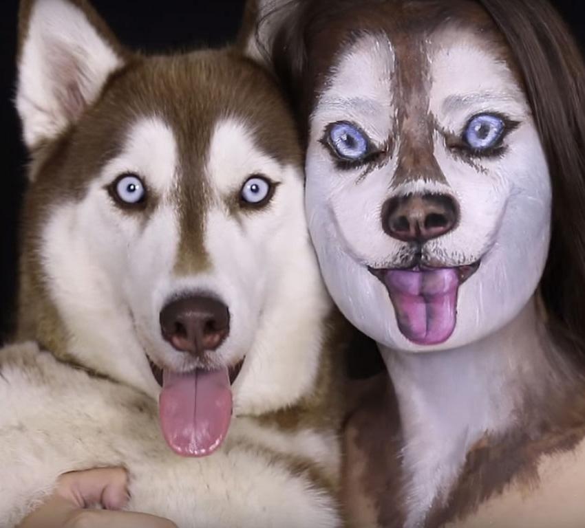 Dog Makeup Makeup Nuovogennarino