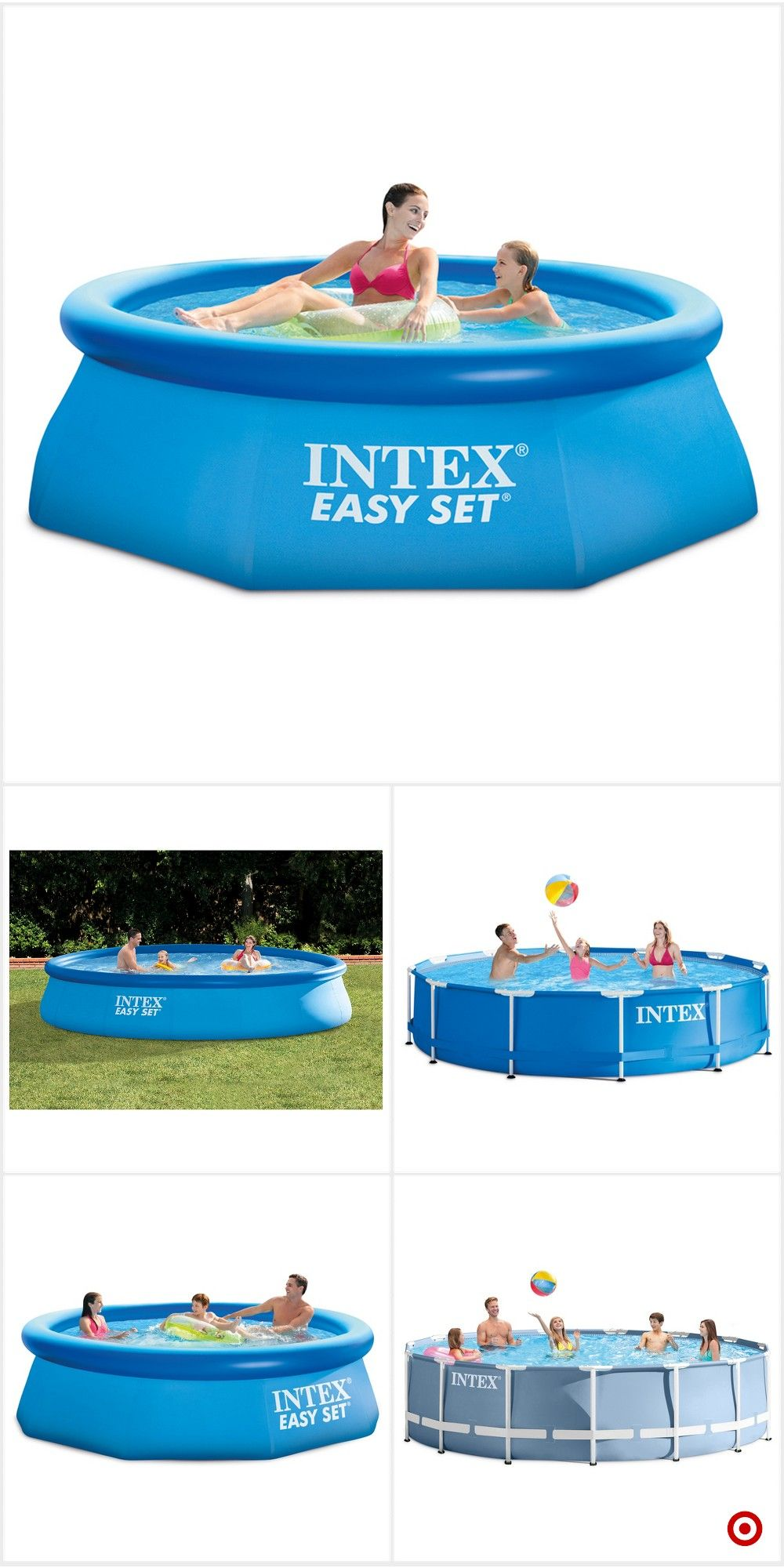 Shop Target for above ground pools you will love at great low prices ...