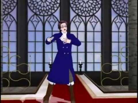【APヘタリア】MMD Austria sings Renai Circulation【歌ってみた. Cuuuttteeee oooovvveeerrrrrllloooaaadddd!!!!