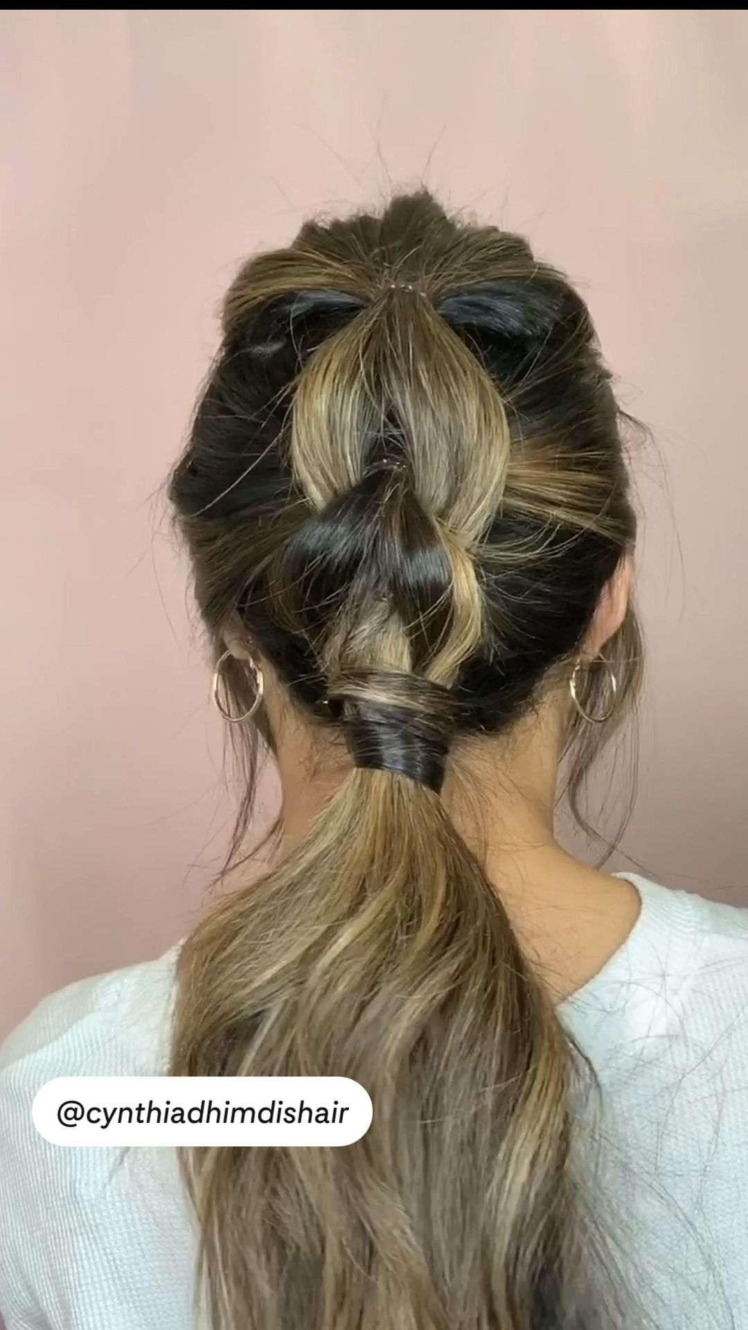 Easy Summer Braid