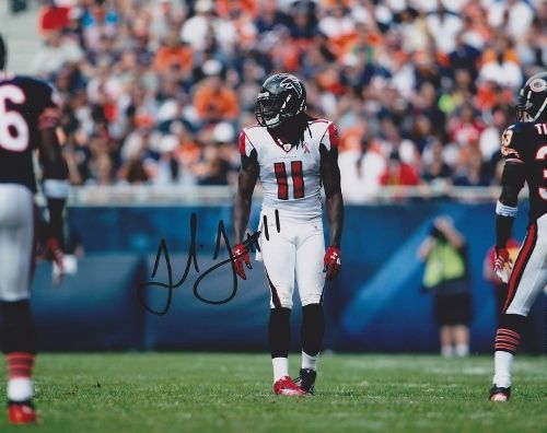 Aaa Sports Memorabilia Llc Julio Jones Autographed Atlanta Falcons 8x10 Photo Falcon Atlanta Falcons Logo Atlanta Falcons Football Atlanta Falcons Pictures