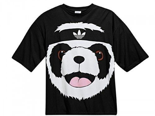 Jeremy Big T Graphic Adidas Obyo Scott Panda Js ShirtPandas AjR5L4