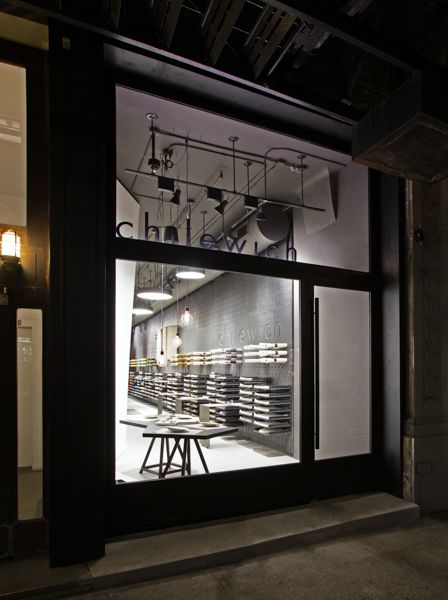 THE CHILEWICH STORE | NEW YORK CITY | PHOTO: FEDERICA CARLET