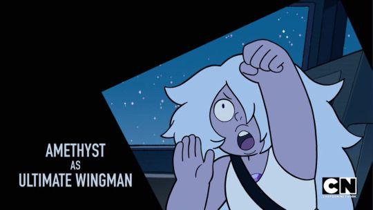 Actual Screenshot From An Actual Episode Of Steven Universe