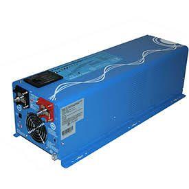 Aims Power Picoglf40w12v230vs 4000 Watt Pure Sine Inverter Charger Power Inverters Solar Solutions Power