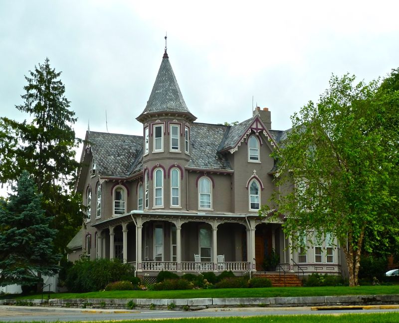 The joshua wilson house in harrisonburg va favorite for Virginia house