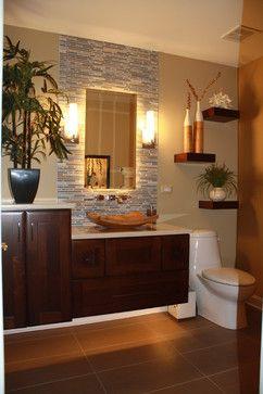 Tropical Bathroom Design Ideas Pictures Remodel And Decor Bathrooms Remodel Bathroom Interior Tropical Bathroom
