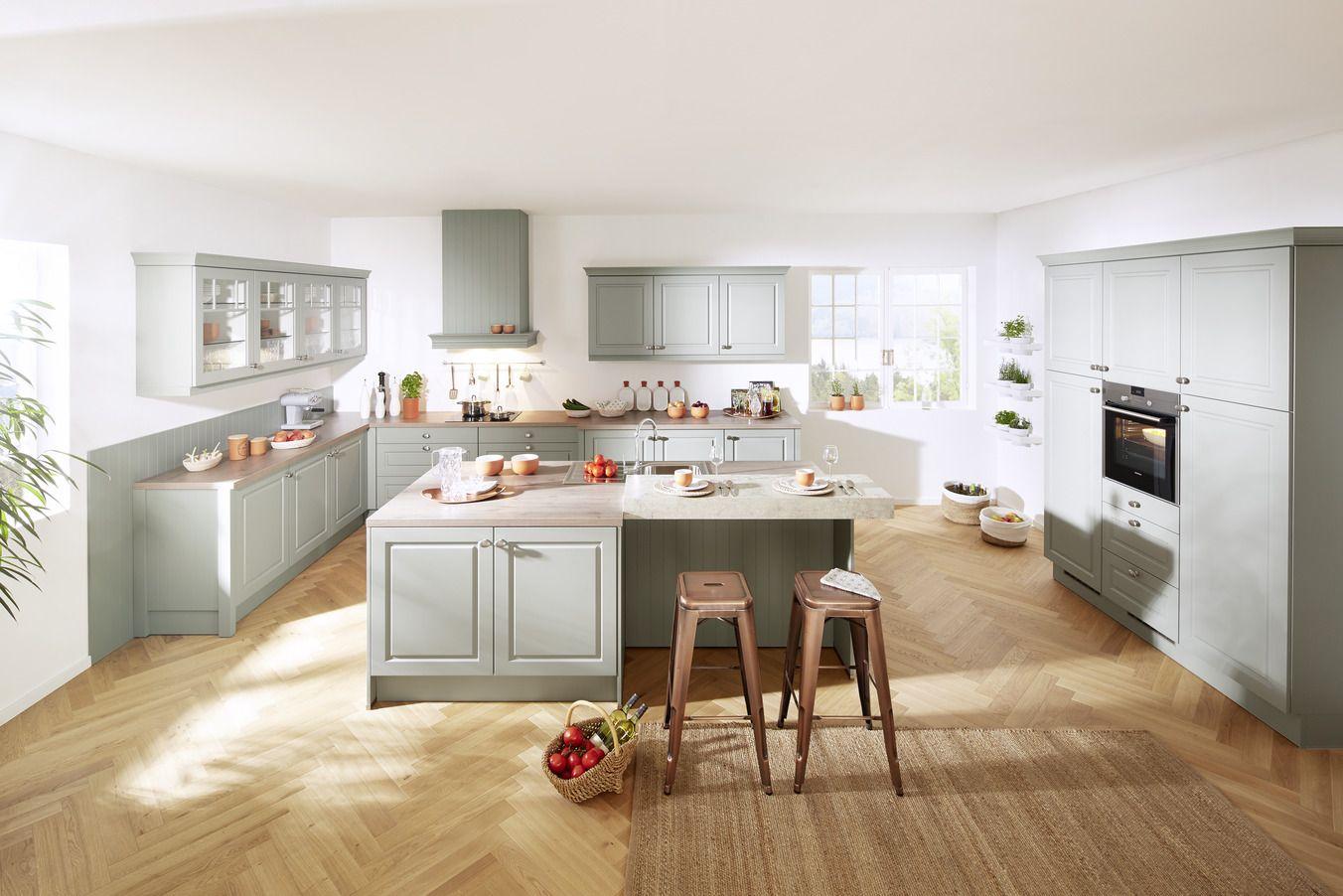 New Prachtige moderne keuken van Bauformat Onze eigen keukens Pinterest