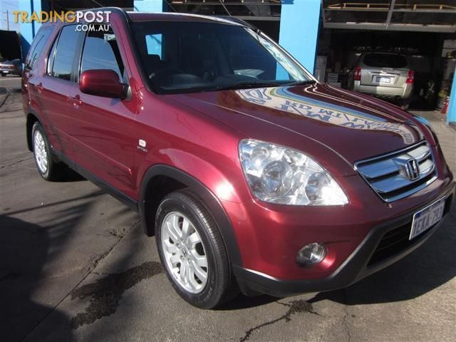 2006 Honda Crv 4x4 Sport 2005 Upgrade 4d Wagon For Sale In Mount Lawley Wa 2006 Honda Crv 4x4 Sport 2005 Upgrade 4d Wagon Honda Crv 4x4 Honda Crv Honda