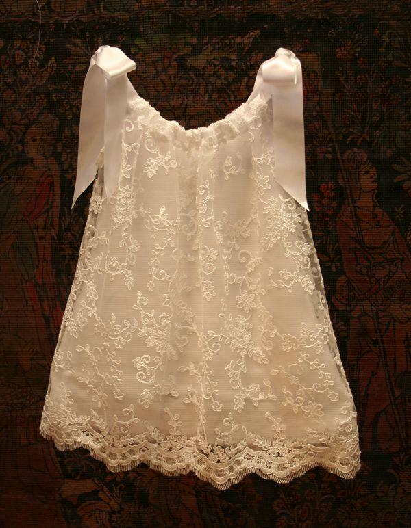 Delight Lace Dress by Isabel Garreton