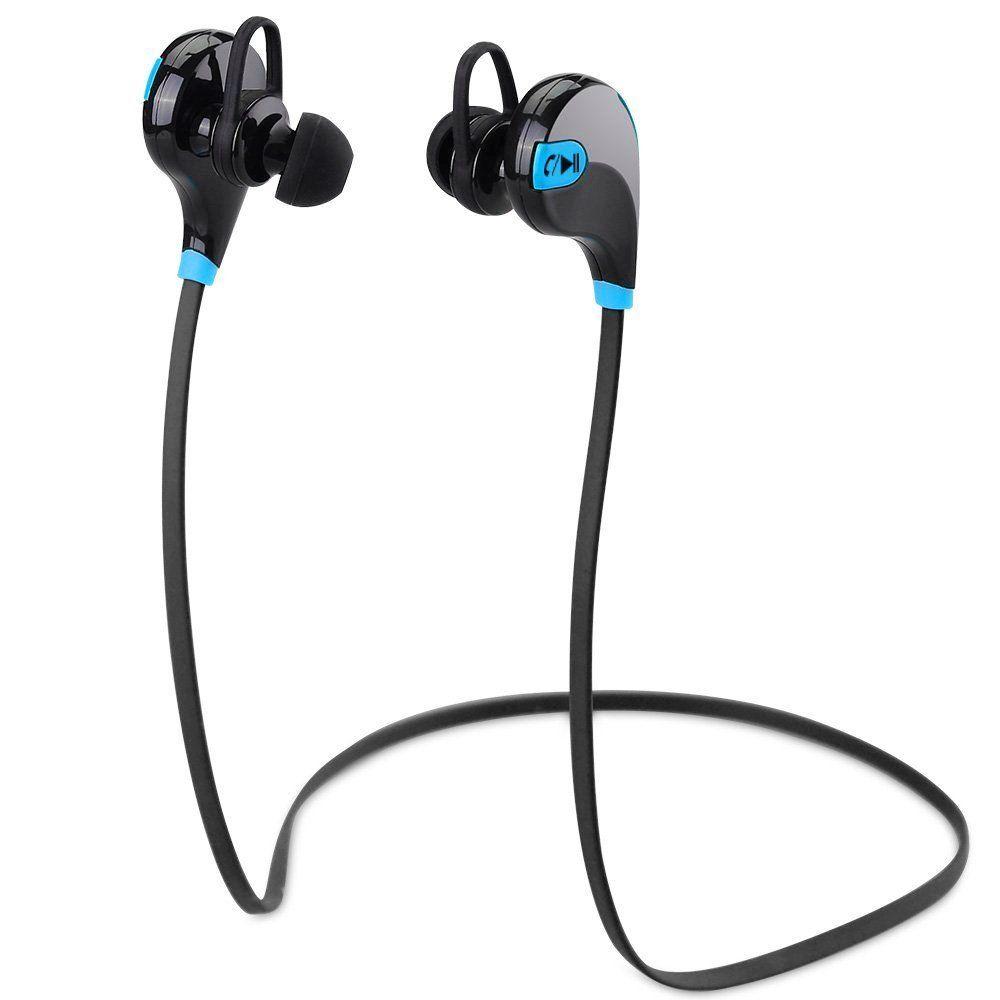 Bluetooth Headphones Thzy Sport Bluetooth Wireless Stereo Headphone Headset E Wireless Headphones For Running Sweatproof Headphones