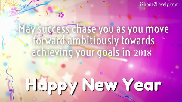 business new year best wishes 2018 best