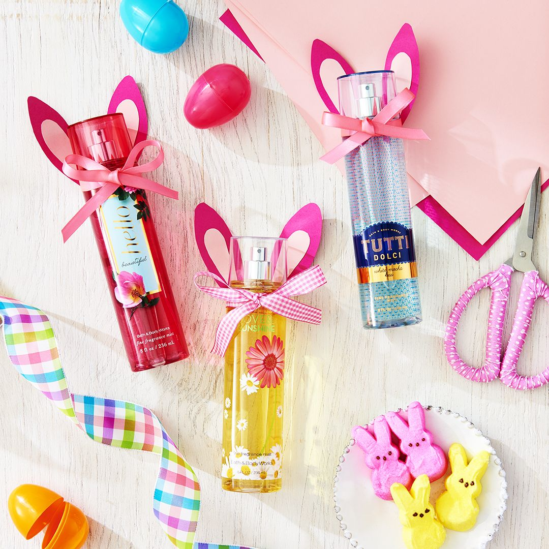 Fine fragrance mists are the perfect easter treats for some bunny fine fragrance mists are the perfect easter treats for some bunny you love negle Images