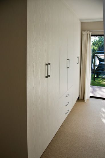 Bic Inspiration These White Alpine Pvc Wrap Cupboards