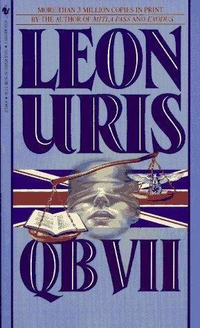 Historical Fiction Qb Vii Leon Uris Book Club Books Books Books To Read
