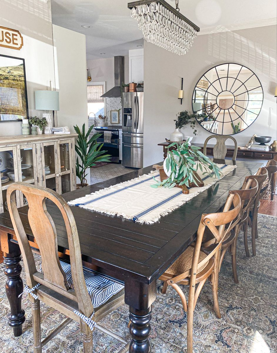 Casual Modern Dining Room Modern Dining Room Modern Farmhouse Dining Room Farmhouse Dining Room
