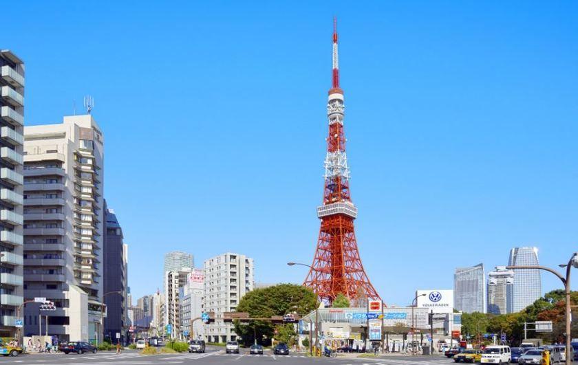 東京タワーが映えるスポット 芝公園 田町 浜松町エリア 不動産 浜松町 不動産 賃貸