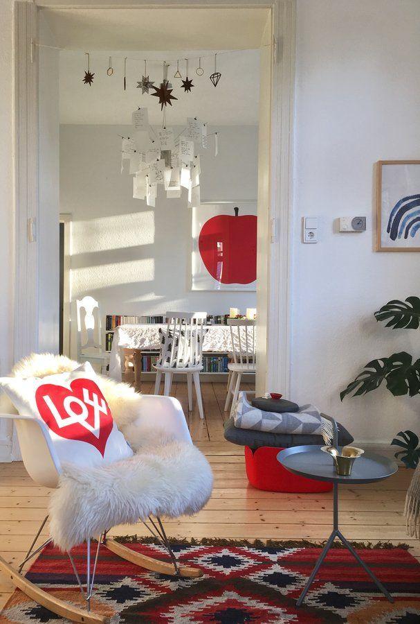 Wohntipps fürs Wohnzimmer Wohnzimmer, Schrankwand und Schöner - geraumige und helle loft wohnung im herzen der grosstadt