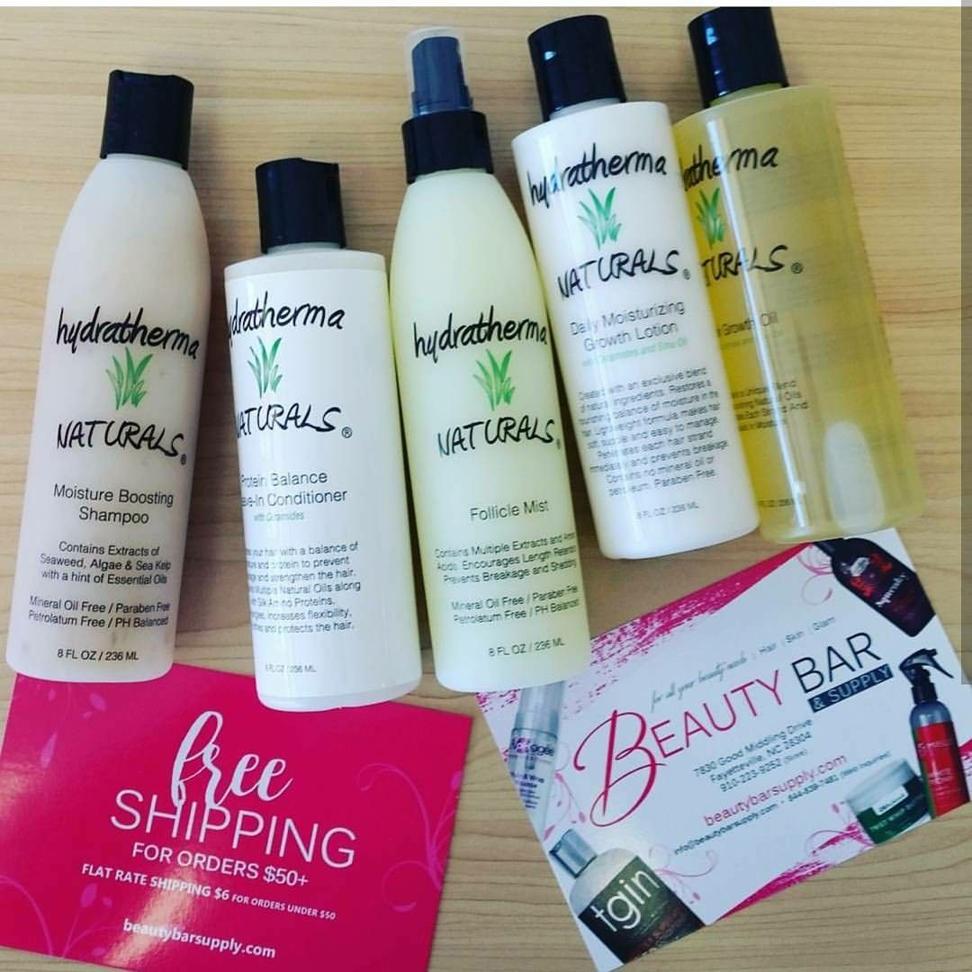 As Requested Hydratherma Naturals Products Are Available At The Beautybarsupply In Fayettevill Free Beauty Products Moisturizing Lotions Moisturizing Shampoo