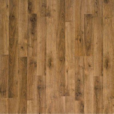 Traditional Living Premium Laminate Flooring   Antique Hickory; 10mm + 2MM  Underlayment Thick   1