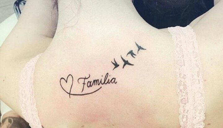 Tatuagens Femininas: 307 fotos PERFEITAS para inspirar!!! | Tatuagem,  Tatuagens sobre filha, Tatuagens femininas delicadas