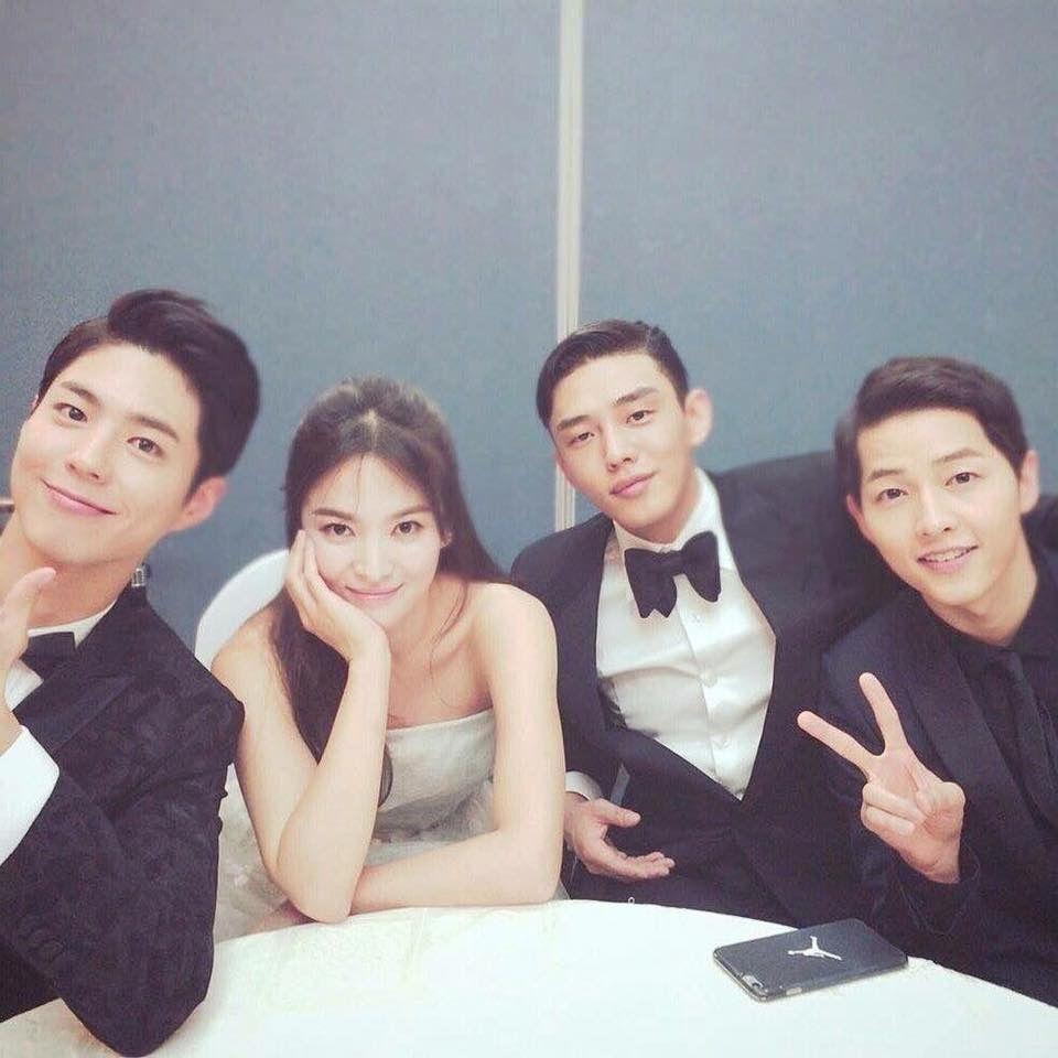 Imagini pentru song hye kyo park bo gum song jung ki
