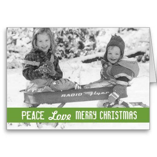Vintage Holiday Wagon Kids Cards
