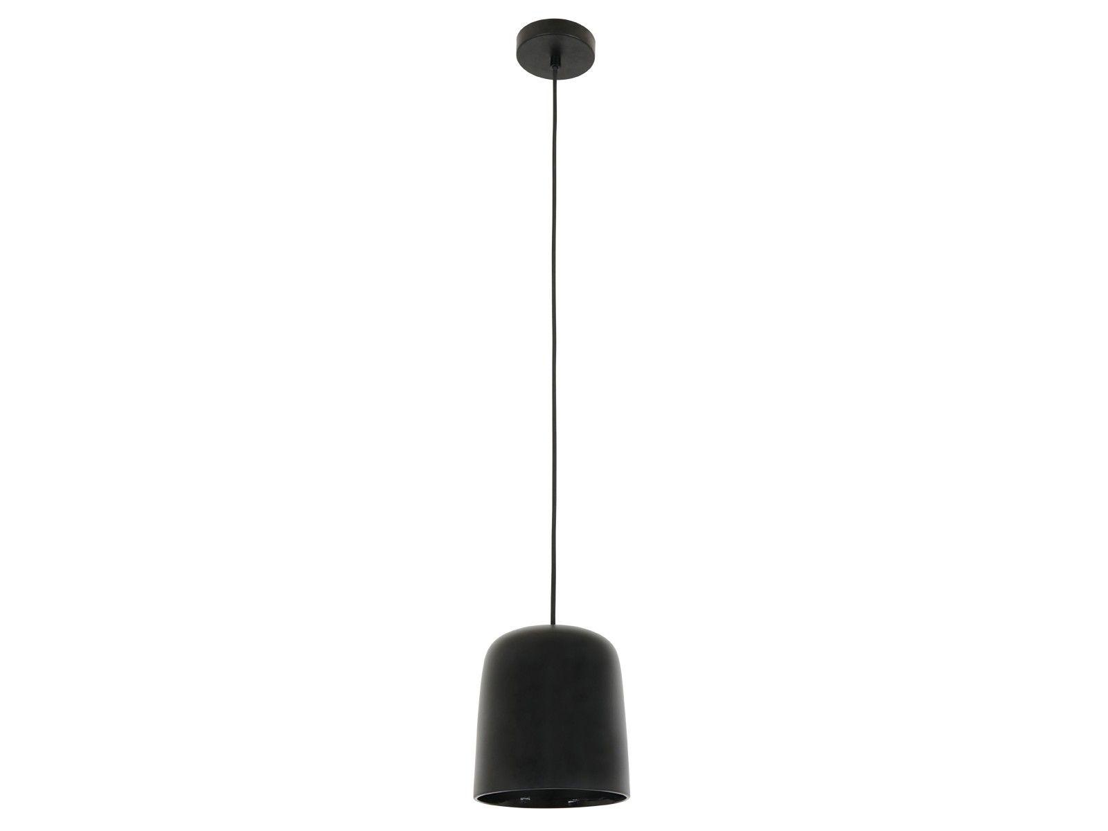 Clayton ceramic pendant in black beacon lighting kichen clayton ceramic pendant in black beacon lighting aloadofball Image collections