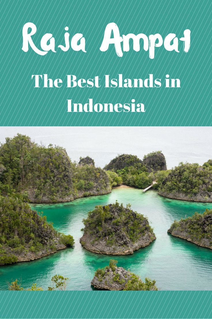Travel to Raja Ampat and discover an Indonesian paradise, with beaches, diving and friendly locals.