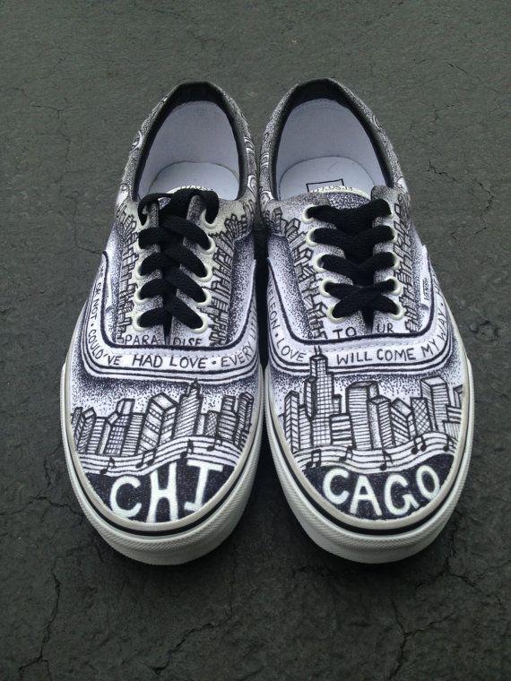 Vans, Custom vans, Custom vans shoes
