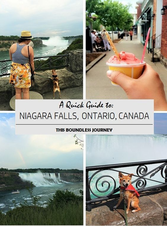 Quick Guide to Niagara Falls | This Boundless Journey