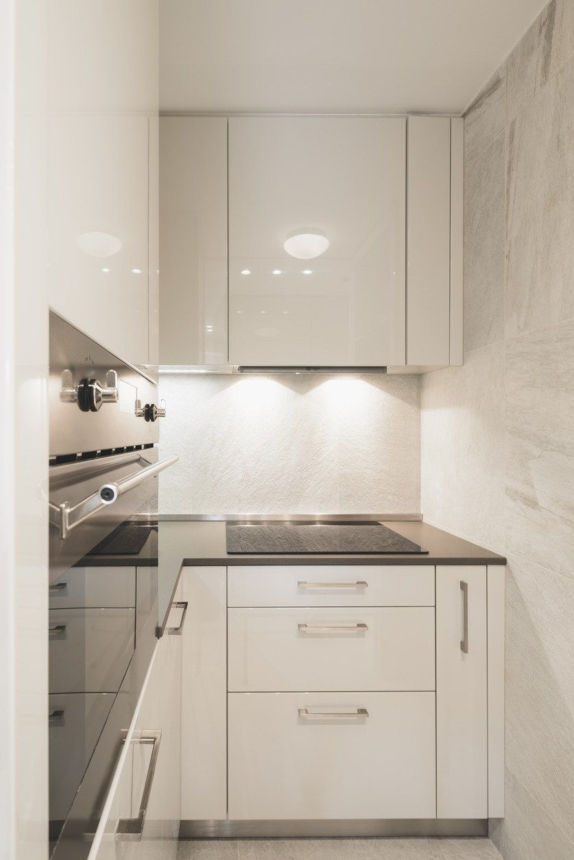 Modern Small White Kitchen Ideas Popular Century