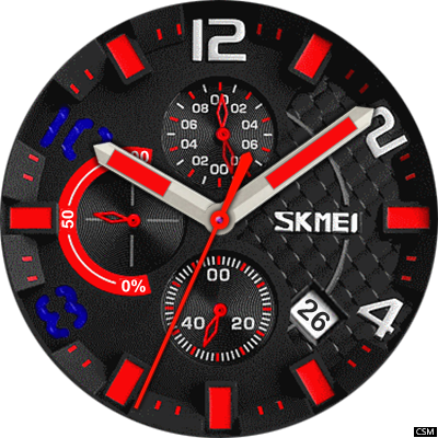 Download Skmei 31a Android Watch Face Android Watch Faces Watch Faces Android Watch