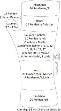 Photo of Stulpen – allgemeine Anleitung – hundgemacht,  #allgemeine #Anleitung #hundg…