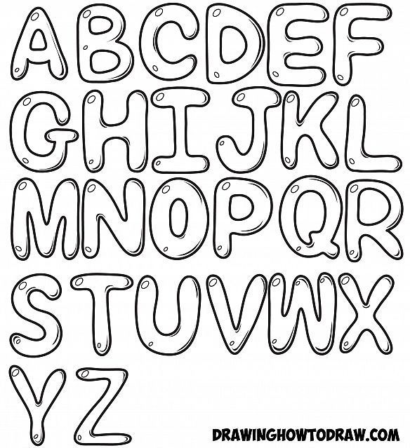 Image Result For Lesson Plan Elementary Art How To Draw Block Letters